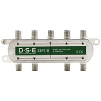D.S.E. Rozbočovač SAT 8x1 SSP1-8