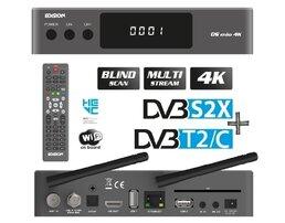 Edision OS Mio 4K H265 Grey