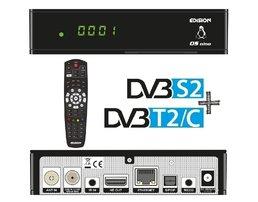 Edision OS Nino DVB-S2 + T2C