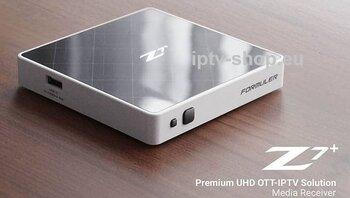 Formuler Z7 Plus 5G Wifi White