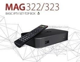 Infomir MAG 322w1 IPTV WIFI