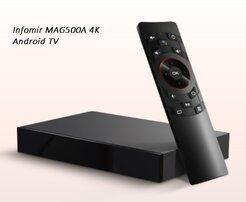 Infomir MAG 500A Wifi Android