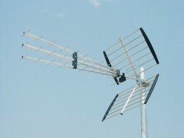 ISKRA P 47 Triplex Terrestrial Antenna 17dB