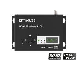 Optimuss T100 HDMI Modulator
