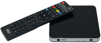 TVIP S v501 Dual Band WIFI IPTV