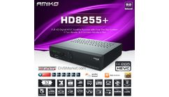 Amiko HD8255+ SAT HEVC