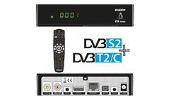 Edision OS Nino Plus H.265 DVB-S2 + T2C