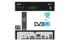 Edision OS Nino Plus DVB-S2 HEVC