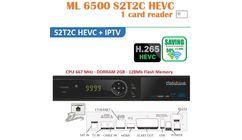 Medialink ML6500 S2/T2/C HEVC