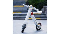 Antik SmartCity Bike Biely 240W